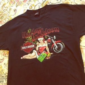 Harley Davidson Christmas 🎄 Beauty / Medium